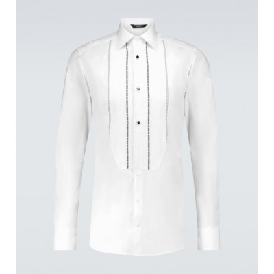 Dolce & Gabbana Men Formal shirts Boutique - Exclusive to – cotton classic-fit shirt OHZFN6655