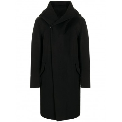 Attachment Women double-breasted hooded coat New Season ZHFI503