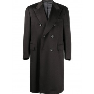 Kiton Women's cashmere double breasted coat stores DDLZ595