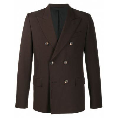 AMI Paris Women's double-breasted tailored blazer outlet UWSJ487