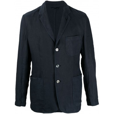 Aspesi Women's fitted single-breasted blazer Cost LXFT995