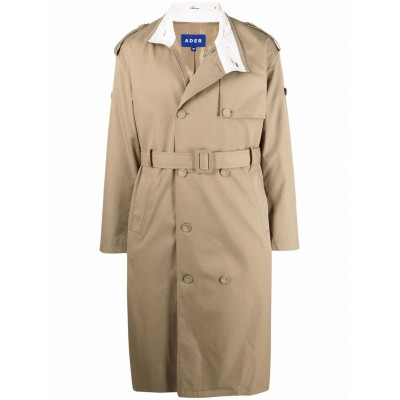 Ader Error Women's Gramb double-breasted trench coat RMMP352