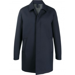 Fay Women's single-breasted trench coat Business Casual KKHH588