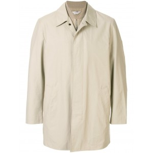 Gieves & Hawkes Women's single breasted raincoat For Sale PAEU762