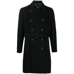 Hevo Girls double breasted belted trench coat For Sale LQLI234