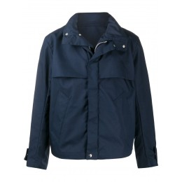 AMI Paris Girls concealed hooded raincoat Cost ILAG350