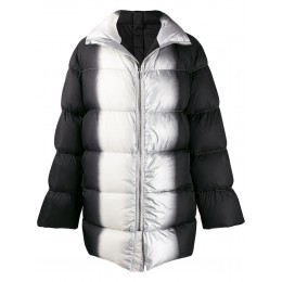 Rick Owens Young Women's spray effect padded jacket WAWV210