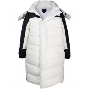 The North Face Girl's oversized padded down coat stores GUYD406