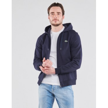Lacoste MAMMI Marine Clothing Sweaters Men online shopping TVGS913