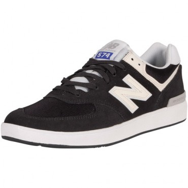 New Balance All Coasts 574 Suede Trainers black Shoes Fitness shoes Men Cost NSIJ796