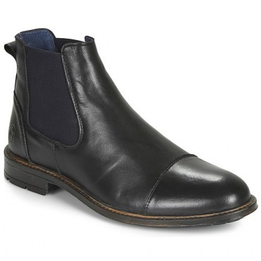 Casual Attitude JANDY Black Shoes Mid boots Men quality YOWX627