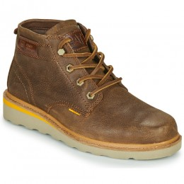 Caterpillar JACKSON MID Brown Shoes Mid boots Men e fashion ZNMA805