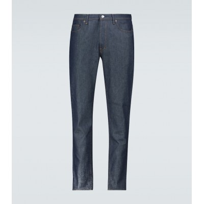 Acne Studios Men Jeans 2021 New - River cropped jeans ITHA1794