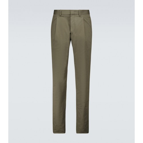 CARUSO Men Casual pants The Top Selling - Stretch-cotton pants UBAWM5843